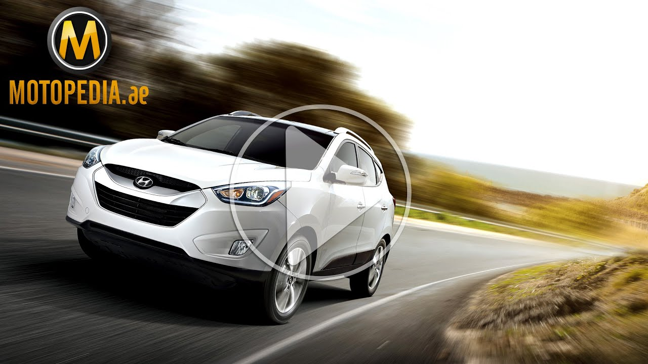 2014 Hyundai Tucson Review تجربة هيونداي توسان Dubai