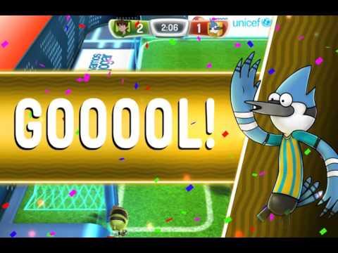 Copa Toon Goleadores