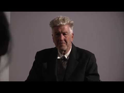 David Lynch in Conversation with Robert Cozzolino at PAFA in Sept. 2014