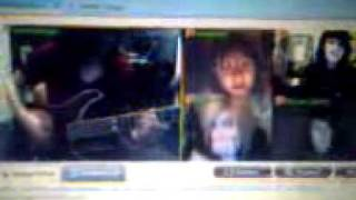 Jake Pitts from Black Veil Brides on Stickam