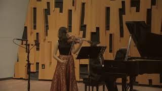 A. Saygun: Demet (Suite of Turkish Folk Dances) for Violin and Piano, Op. 33,  I. Prelude