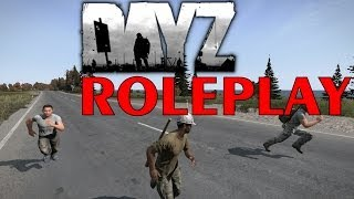 Dayz Standalone Roleplay Gameplay - The Bringers of Salvation
