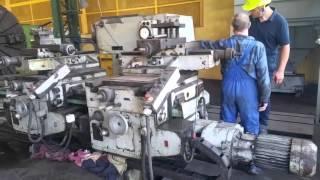 Poreba TZG 250x4000 Heavy Duty Gap Bed Lathe