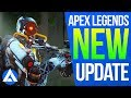 APEX UPDATE - Wingman Nerfed, Peacekeeper Nerfed, Upcoming Hitbox & Legend Changes