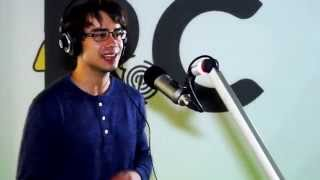 "Alexander Rybak - ""Into a fantasy"" live at RADIOCENTRAS"