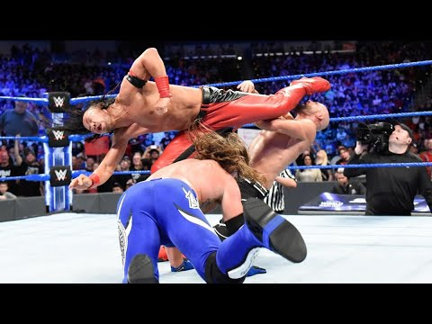 Ups & Downs From Last Night's WWE SmackDown Apr 24