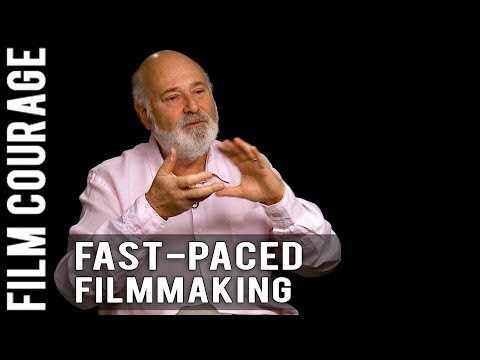 Filmmaking Is About Solving Puzzles - Rob Reiner [FULL INTERVIEW]
