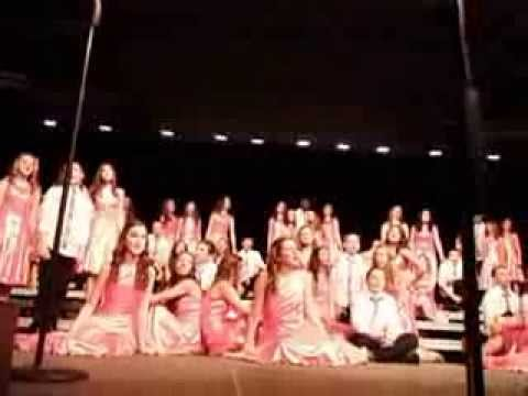 Singsations performance (2014 choral classic)