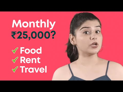 Cost of living in Pune?  [Detailed list of expenses]