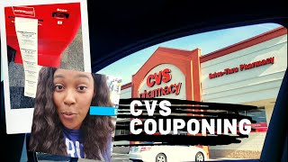 CVS Clearance & Couponing! FREE & Cheap Items!