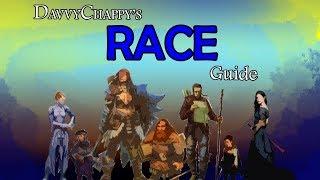 Davvy's D&D 5e Race Guide