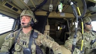 Military MRAP All Terrain Vehicle Combat Driver | AiirSource