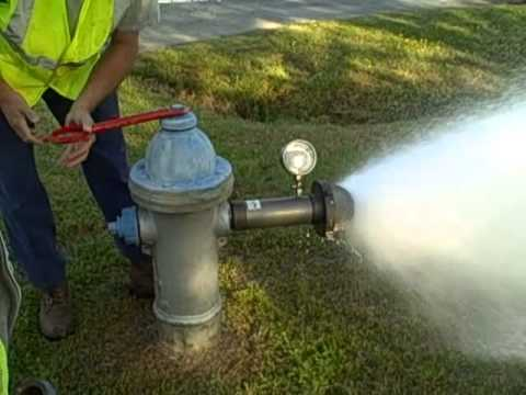 Hydrant Flow Testing - PM Engineer