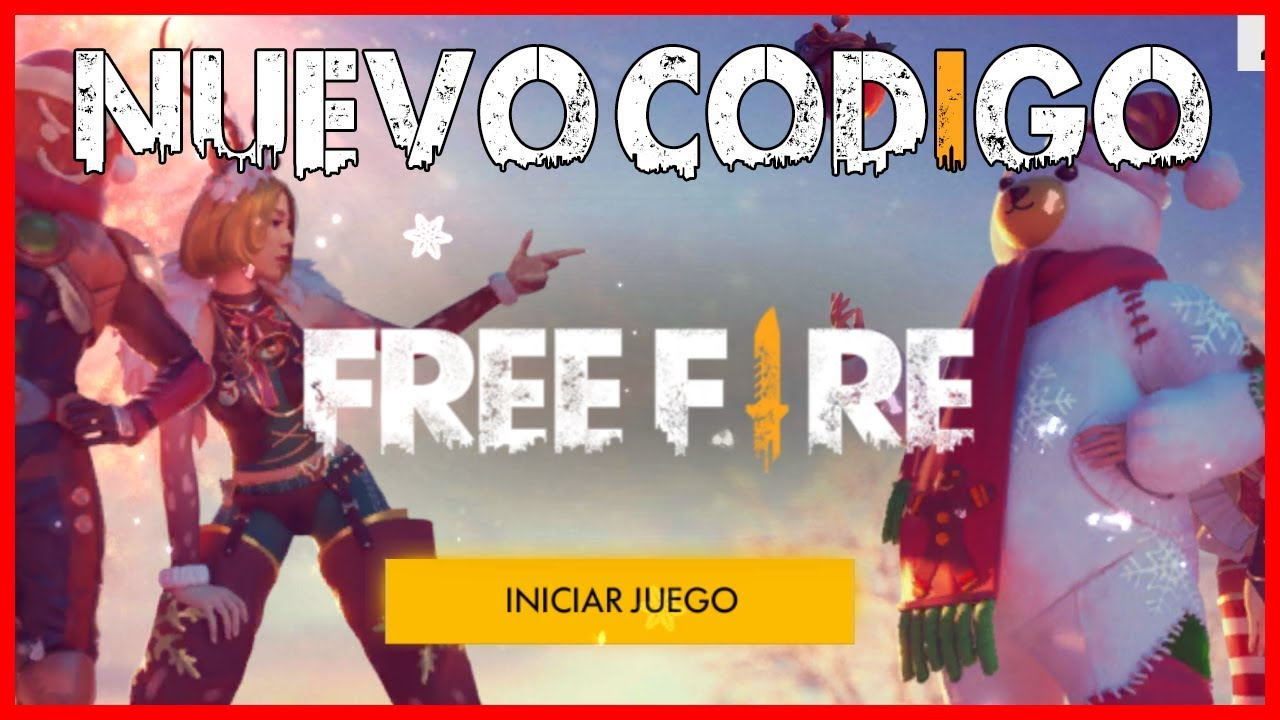 Esperamos El Nuevo Codigo De Free Fire Invierno 2018 Garena