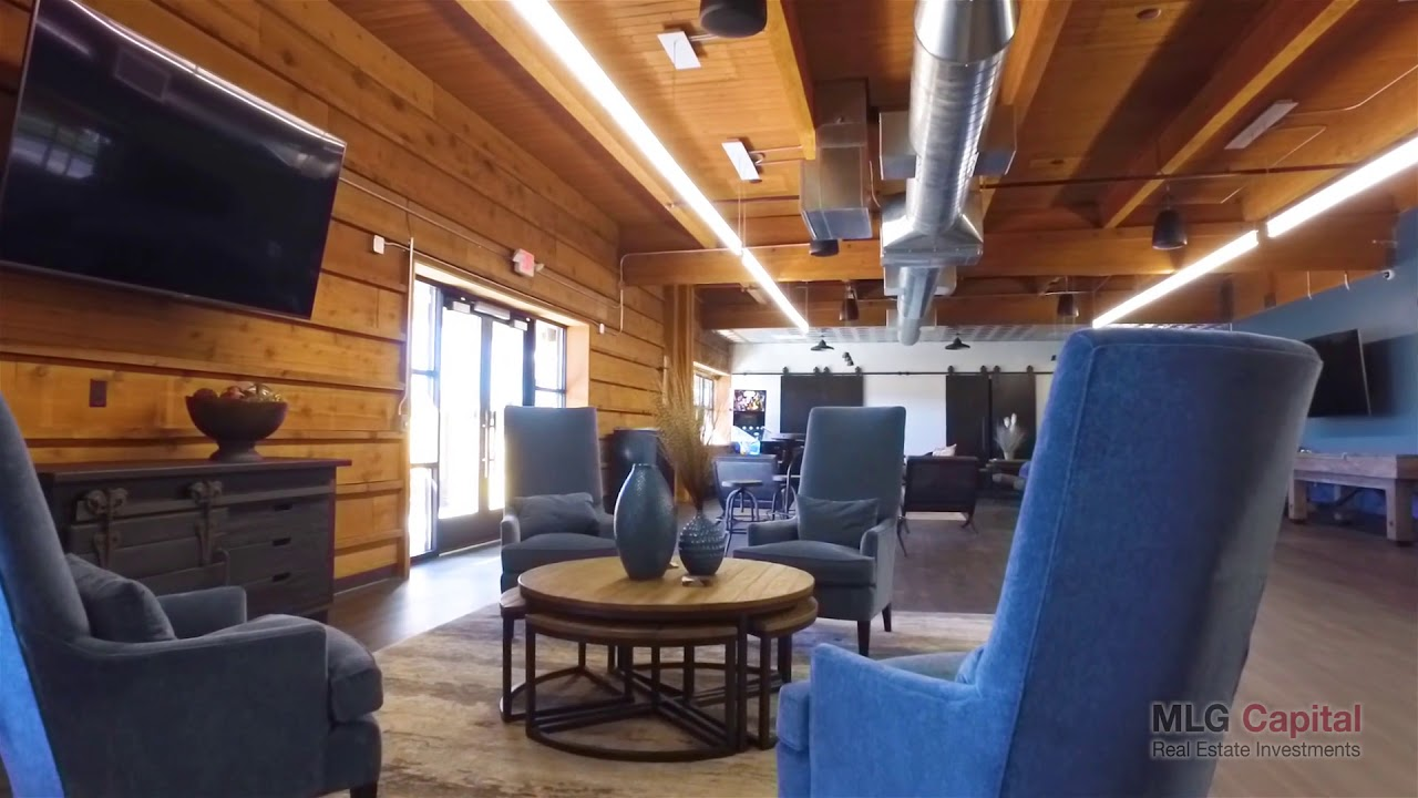 MLG Capital HQ Office Transformation