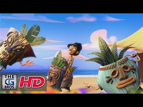 "CGI 3D Animated Short HD: ""Aloha Hohe"" - by Kevin Temmer"