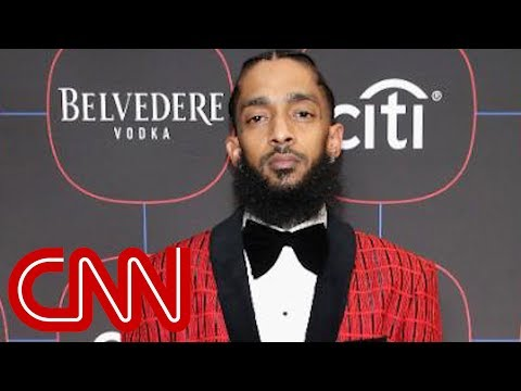 Rapper Nipsey Hussle dead after shooting