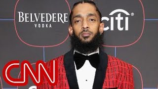 Rapper Nipsey Hussle dead after shooting thumbnail