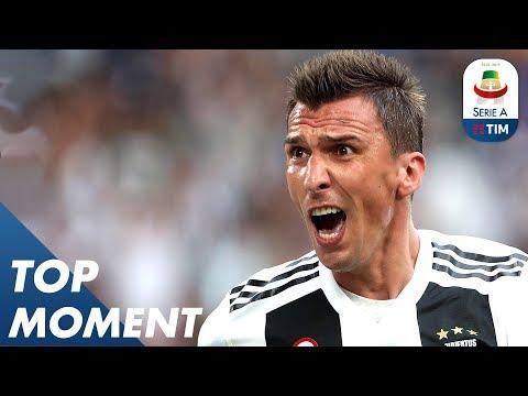 Mandžukić Goal Confirms 3 Points! | Juventus 2-0 Lazio | Top Moment | Serie A