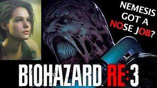 Resident Evil 3 Remake Leaks - Honest Opinion