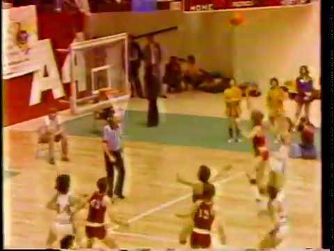 1976 Holdrege v Aurora State Basketball Final
