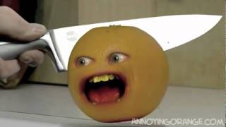 The Annoying Orange Dies!