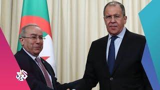 للخبر بقية│الجزائر .. دعم روسي للنظام