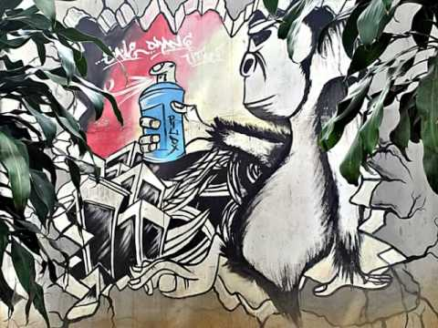 WONOSOBO ASRIbition Street Art Graffiti The Best 111 Design @AlfanMuthobiq