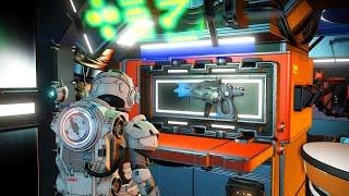 No Man's Sky - Zizhetsim's Statis Stabiliser Alien A Class Multi Tool