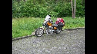 Покупка мотоцикла в Нидерландах 2 YAMAHA V RAGO Xv750