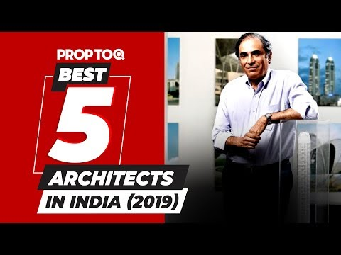 Best 5 Architects In India | 2019