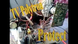 Memperbaiki TV Polytron Protect