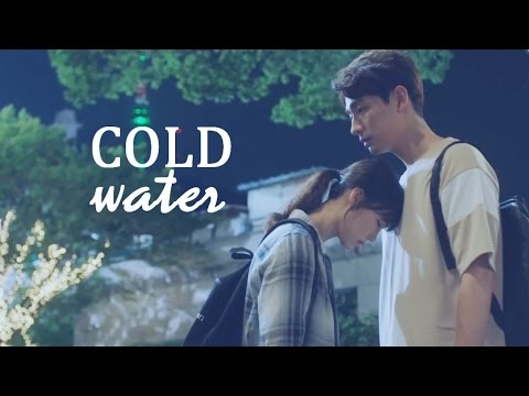 Jae Hwan & Jin Myung (Age of Youth) | Cold water