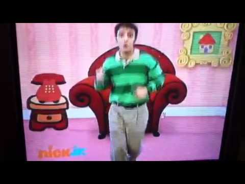 We Just Figured Out Blue's Clues.
