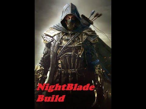 Morrowind Stamina Nightblade Build (Stamina Archer Build)