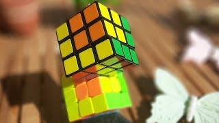 Several Cool Patterns on Rubik's Cube  (Zekâ Küpü ile Yapabileceğiniz En Havalı Birkaç Şekil)