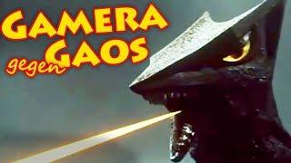 Gamera gegen Gaos (Ganzer Science Fiction Fantasy Film, In voller Länge) *ganzer Spielfilm*