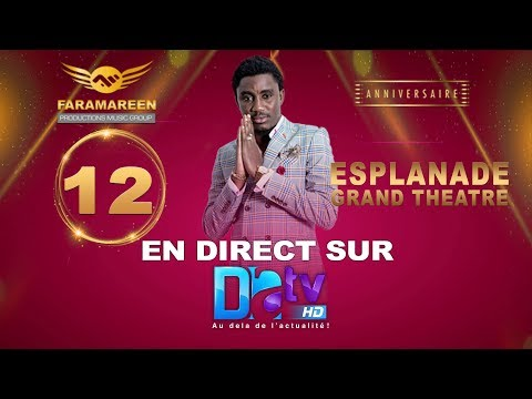 [REPLAY] Revivez L'anniversaire De Wally Seck Au Grand Théâtre