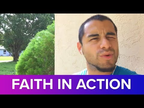 Irma Clean Up & Gospel Reflection - PUT YOUR FAITH IN ACTION!