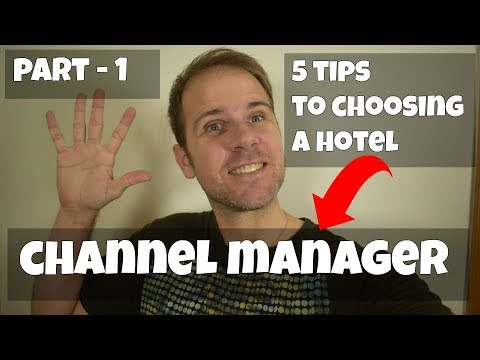 Hotels Channel Manager | 5 Tips For Beginners (2020)