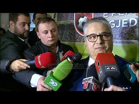 Armand Duka rikonfirmohet në krye të FSHF  -Top Channel Albania - News - Lajme