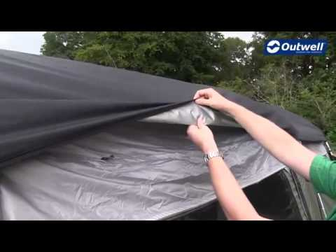 Outwell Tent Roof Protector Www Outdooraction Co Uk