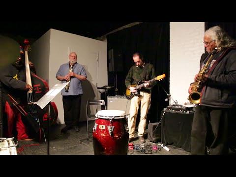 William Hooker Orange Quintet - The Stone - February 13 2016
