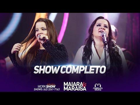 DVD Show Completo - Maiara e Maraísa