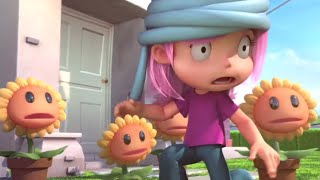 Plants vs. Zombies Online - New 3D Animation Full Trailer (植物大战僵尸Online)
