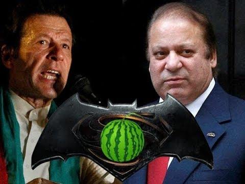 Bat Sharif VS Super Khan - Dawn of Justice