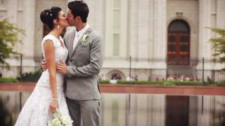 Utah Wedding Videography | Austin + Kirsten: Salt Lake Temple(Contact us for pricing and availability: http://digitalmemorysweddings.com Utah Wedding Videography | Austin + Kirsten: Salt Lake Temple
