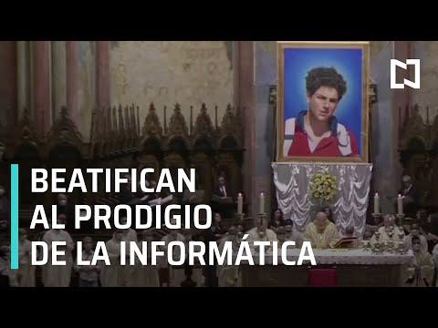Beatificación de Carlo Acutis - Las Noticias