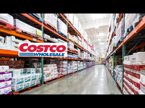 Cheapest Wholesale Supermarket In CANADA - COSTCO #KeerthiVlogs