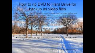 DVD to Nexus 7 2014   Create playable videos for Nexus 7 2nd Gen from DVDs